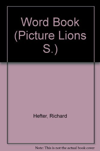 9780006608554: Word Book (Pict. Lions S)