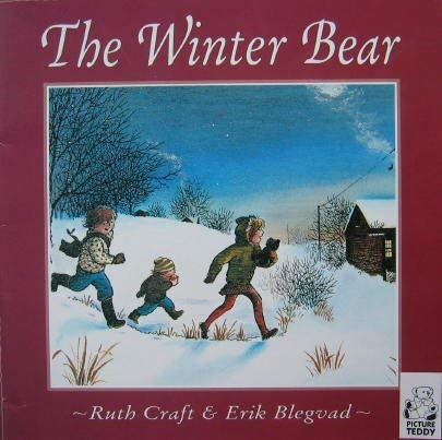9780006608721: The Winter Bear (Picture Lions)