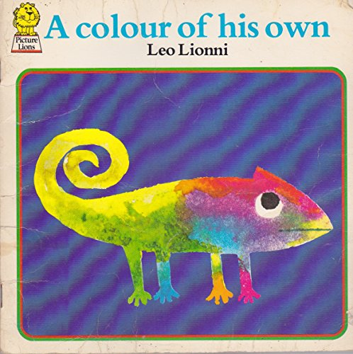9780006608738: Colour of His Own (Picture Lions)