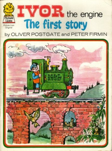 9780006608745: Ivor the Engine: First Story (Picture Lions)