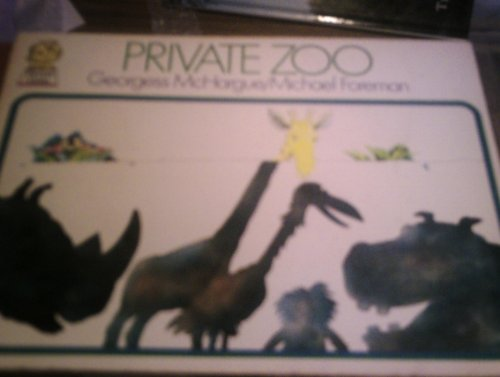 9780006613114: Private Zoo (Picture Lions)