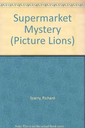 9780006613138: Supermarket Mystery (Picture Lions)