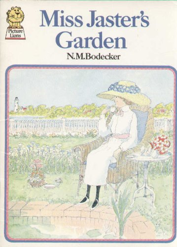 9780006614043: Miss Jaster's Garden (Picture Lions)