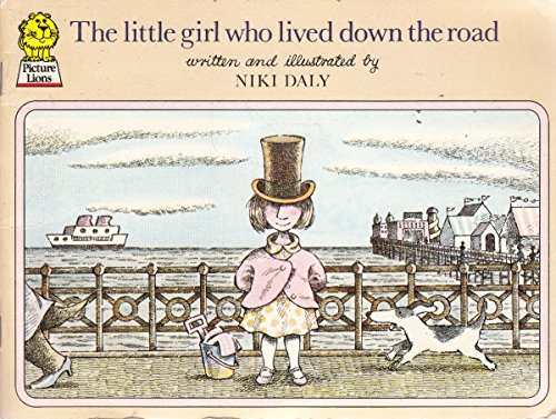 9780006614920: The Little Girl Who Lived Down the Road (Picture Lions)