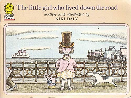 9780006614920: Little Girl Who Lived Down the Road (Picture Lions)