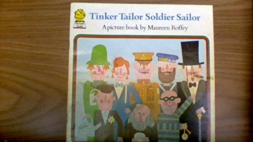 9780006615286: Tinker Tailor Soldier Sailor (Picture Lions)