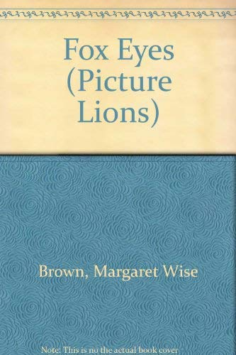 9780006616054: Fox Eyes (Picture Lions)