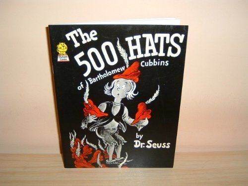 9780006616108: Five Hundred Hats of Bartholomew Cubbins (Picture Lions)