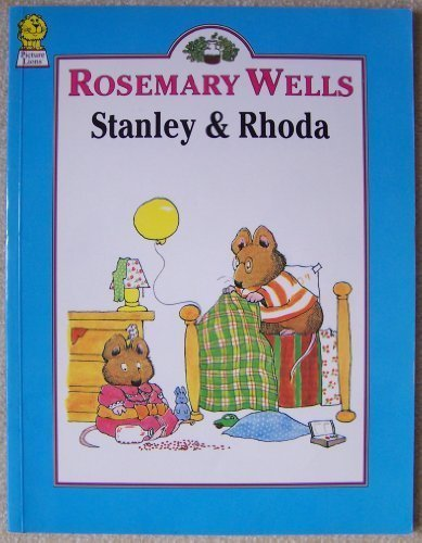 9780006618072: Stanley and Rhoda (Picture Lions)