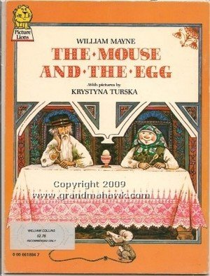 9780006618843: The Mouse and the Egg (Picture Lions)