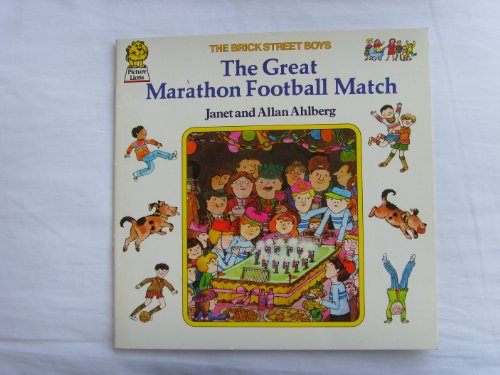 9780006619314: The Great Marathon Football Match (Picture Lions)