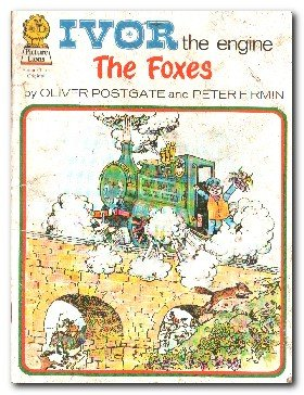 9780006620426: Ivor the Engine: Foxes, The (Picture Lions)