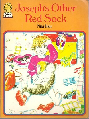 9780006620525: Joseph's Other Red Sock (Picture Lions)