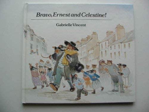 9780006621379: Bravo Ernest and Celestine! (Picture Lions S.)