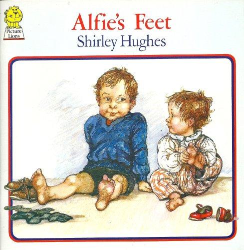 9780006621614: Alfie's Feet (Picture Lions)