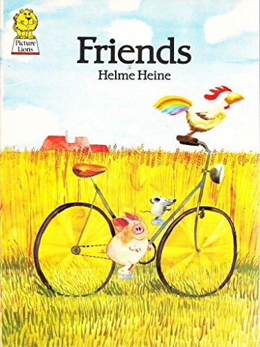9780006622130: Friends (Picture Lions)