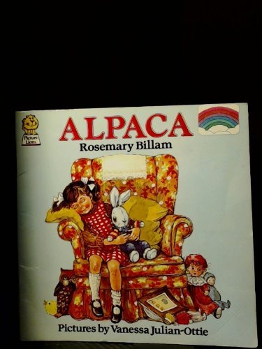 9780006622994: Alpaca (Picture Lions)