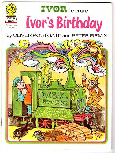 9780006623564: Ivor the Engine: Ivor's Birthday (Picture Lions)