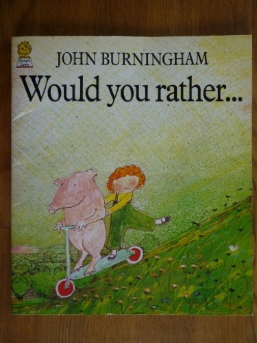 9780006623946: Would You Rather.... (Picture Lions)