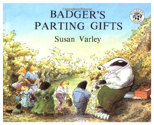 9780006623984: Badger's Parting Gifts (Picture Lions)