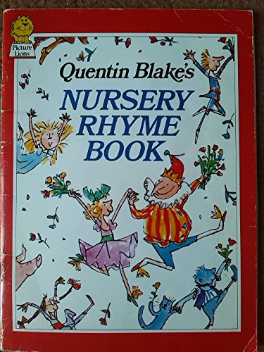 9780006624615: Quentin Blake's Nursery Rhyme Book (Picture Lions)