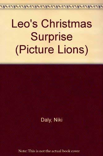 9780006625339: Leo's Christmas Surprise (Picture Lions)