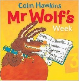 9780006625728: Mr.Wolf's Week (Picture Lions)