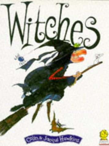 9780006625742: Witches (Picture Lions)
