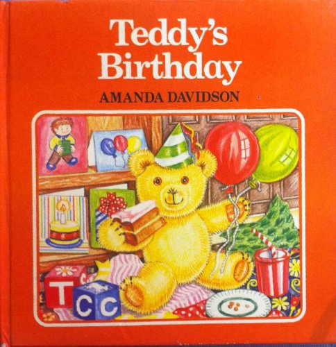 9780006627524: Teddy's Birthday (Picture Lions)