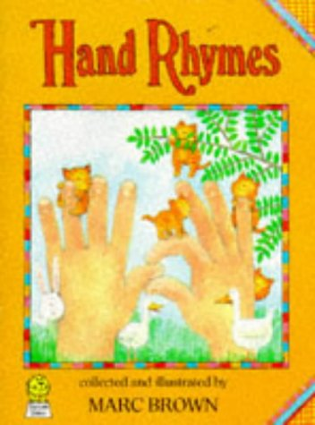 9780006628002: Hand Rhymes (Picture Lions)