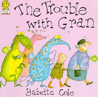 9780006628736: The Trouble with Gran (Picture Lions)