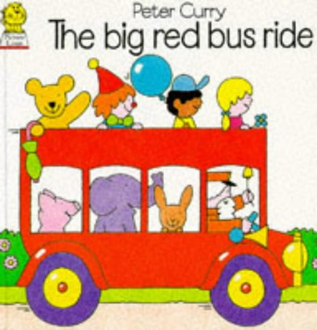9780006628958: The Big Red Bus Ride (Picture Lions)