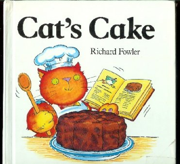 9780006629474: Cat's Cake (Picture Lions)
