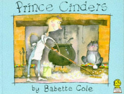 9780006629641: Prince Cinders (Picture Lions)