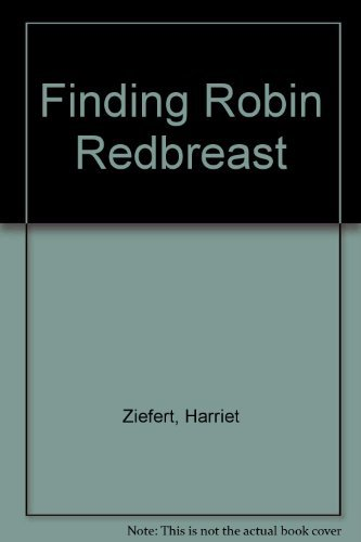 9780006630029: Finding Robin Redbreast