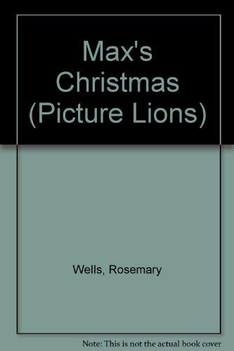 9780006633259: Max's Christmas (Picture Lions)