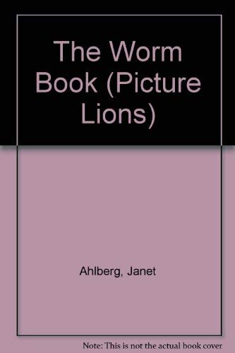 The Worm Book (Picture Lions): Ahlberg, Janet and