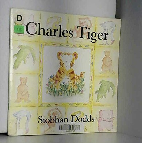 9780006633655: Charles Tiger (Picture Lions)
