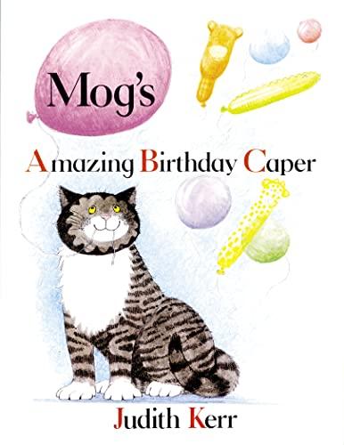 9780006633839: Mog's Amazing Birthday Caper