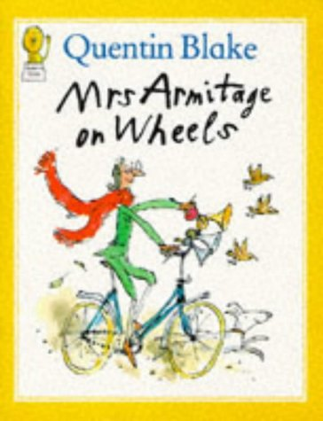 9780006633945: Mrs.Armitage on Wheels (Picture Lions)
