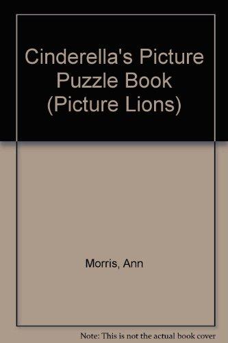 9780006634546: Cinderella's Picture Puzzle Book (Picture Lions)