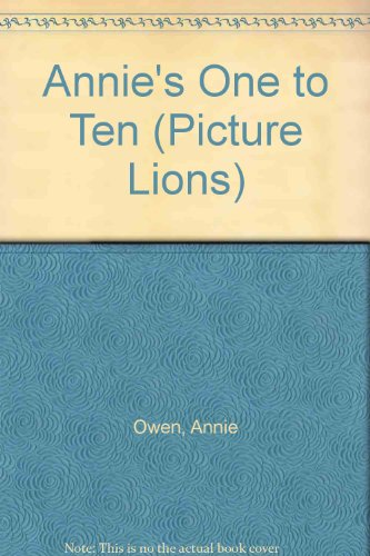 9780006634560: Annie's One to Ten (Picture Lions)