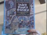Inky Pinky Ponky: Children's Playground Rhymes (Picture Lions)