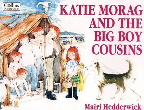 9780006637516: Katie Morag and the Big Boy Cousins (Picture Lions)