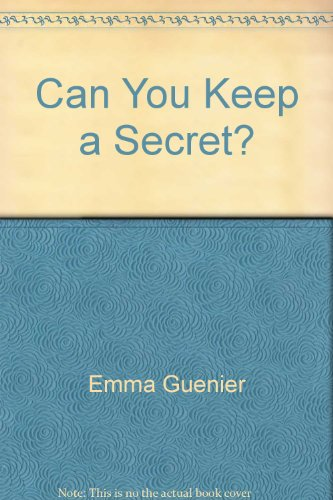 9780006638209: Can You Keep a Secret?