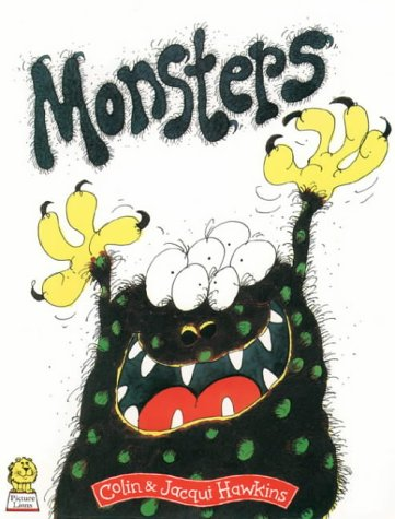 9780006640202: Monsters (Picture Lions)