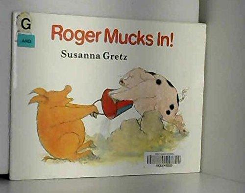 9780006640370: Roger Mucks in!