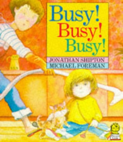 9780006640394: Busy! Busy! Busy!