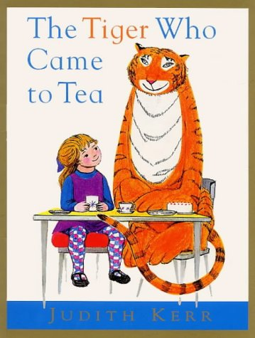 9780006640615: The Tiger Who Came to Tea (Collins picture lions)