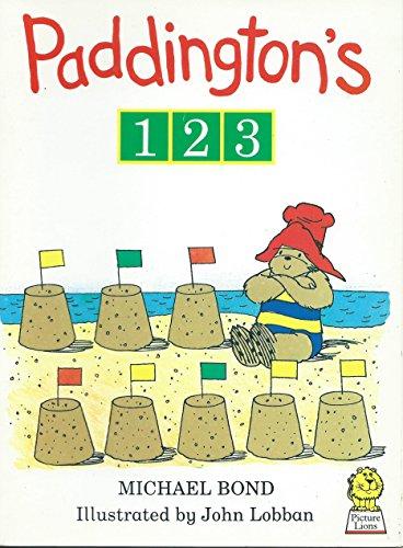 9780006641254: Paddington's 123 (Paddington Concept Books)